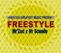 Mr'Zed - Freestyle ft Mr Scando