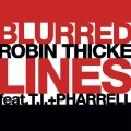 Robin Thicke - Blurred blinds