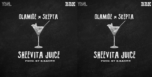 "<h3>OLAMIDE AND GRIME STAR SKEPTA LINK UP ON 'SHEEVITA JUICE', LISTEN!</h3><br />We definitely saw this one coming. Olamide teams up with SKepta on a new street number titled 'Sheevita Juice,' named after the popular brand of juice. This is on the heels of his viral hit ""Science"