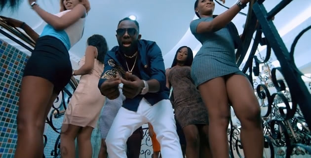 <h3>WATCH FRESH DOLLA IN 'GO GAGA' FEAT. OREZI VIDEO!</h3><br />Emerging star artiste Fresh Dolla delivers thevisual to his impressive follow up. Entitled 'Go Gaga,' It is an AfroPop number where Fresh Dolla wants to take care of his lady, singer Orezi compliments