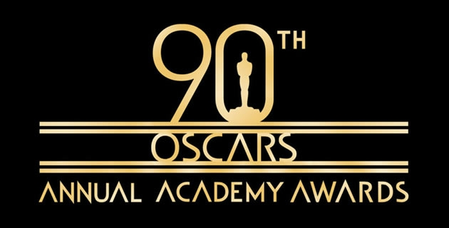<h3>#OSCARS 2018: THE WINNERS' LIST</h3><br />The 90th Academy Awards were held Sunday.