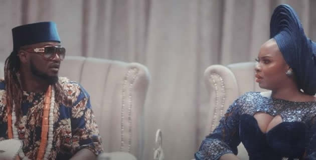 Yemi Alade & Rudeboy deliver the video for 'Deceive'