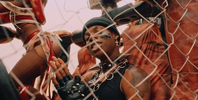 Rema unveils the video for hit single, 'Bounce'